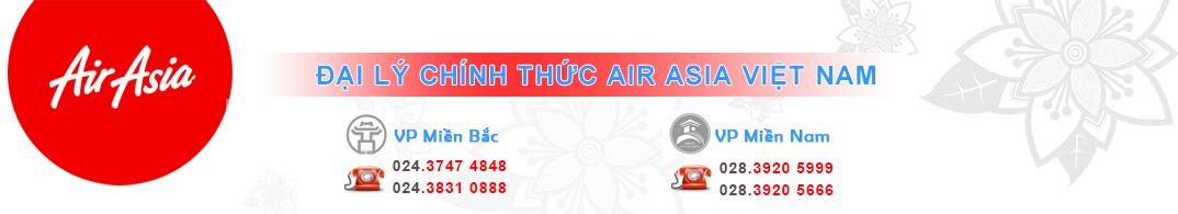 Đại lý Air Asia Việt Nam
