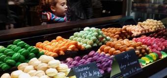 Một nét ẩm thực kinh đô ánh sáng Paris