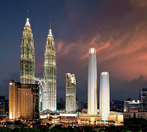 Những điểm không thể bỏ qua của du lịch Malaysia