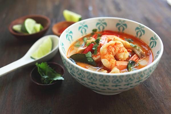 Món ăn ngon tại Thái Lan
