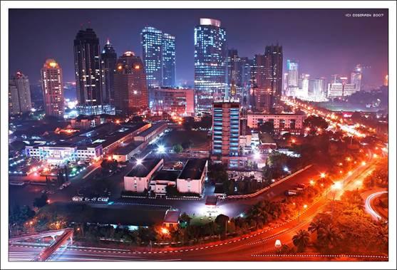 Vé máy bay Sài Gòn đi Jakarta giá rẻ