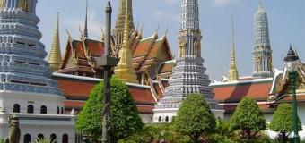 Mua vé máy bay đi Thái Lan từ Sài Gòn
