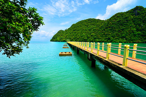 Du lịch Penang hấp dẫn