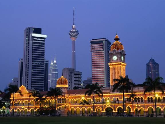 Vé máy bay Sài Gòn đi Kuala Lumpur giá rẻ