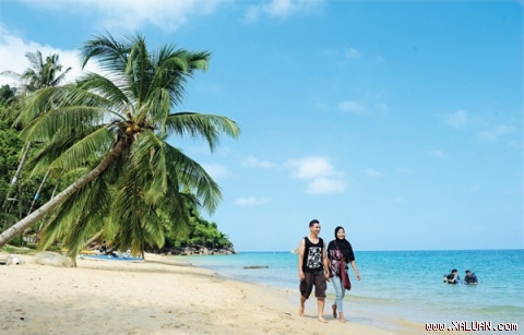 Thiên đường tình yêu ở Malaysia