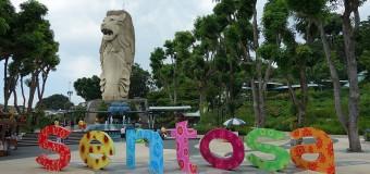 Vẻ đẹp tuyệt vời của đảo Sentosa Singapore