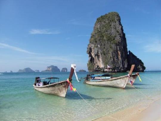Khám phá 6 bãi biển tuyệt đẹp của Thái Lan