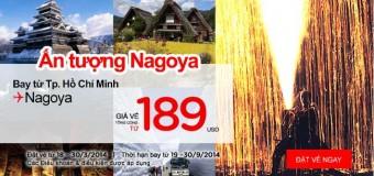 Vé máy bay đi Nagoya – Nhật bản giá rẻ
