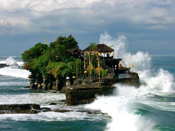 Những địa điểm nổi tiếng của Indonesia