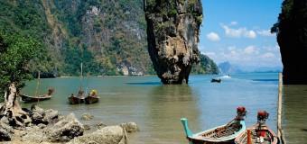 Vịnh Phang Nga – Điểm đến hấp dẫn ở Phuket