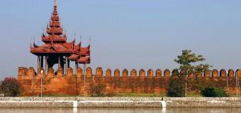 Du lịch cố đô Mandalay