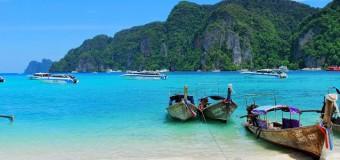 Du lịch đảo xanh Phuket
