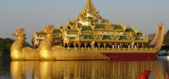 Vé máy bay giá rẻ đi Yangon