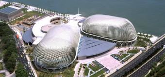 Khám phá nhà hát sầu riêng ở Singapore