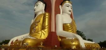 Ghé thăm thành phố Bago cổ kính