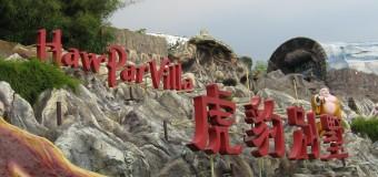 Công viên nhân quả khác biệt ở Singapore