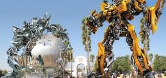 Universal phim trường thú vị ở Singapore
