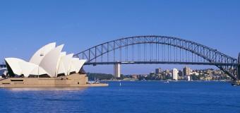 Say đắm vẻ đẹp Sydney