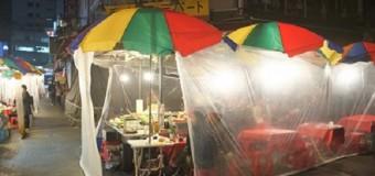 Quán lều địa điểm yêu thích của người Hàn