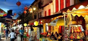 Kampong Glam khu phố ấn tượng ở Singapore