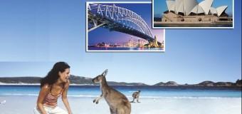 Mua vé máy bay đi Úc ở đâu