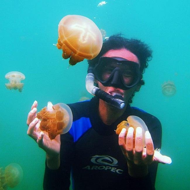 Đảo Derawan miền đất hứa hẹn ở Indonesia