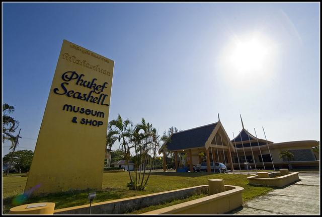 Ghé thăm bảo tàng sò biển thú vị tại Phuket