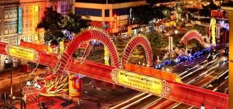 Khám phá Singapore khi về đêm
