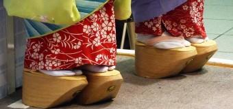 Guốc cổ truyền thống của Nhật Bản