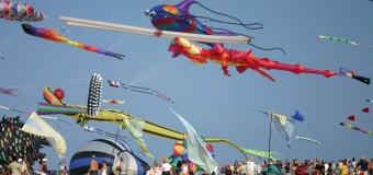 Sôi động Lễ hội diều quốc tế Bali