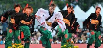 Khám phá mùa lễ hội hè Nhật Bản tưng bừng