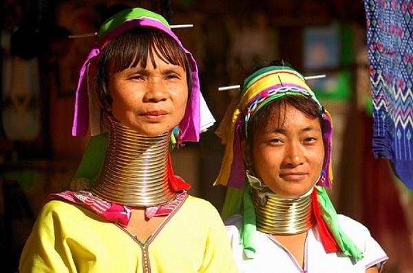 bộ tộc cổ dài