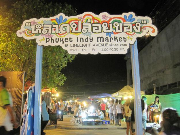 Tham quan một vòng chợ Indy Phuket