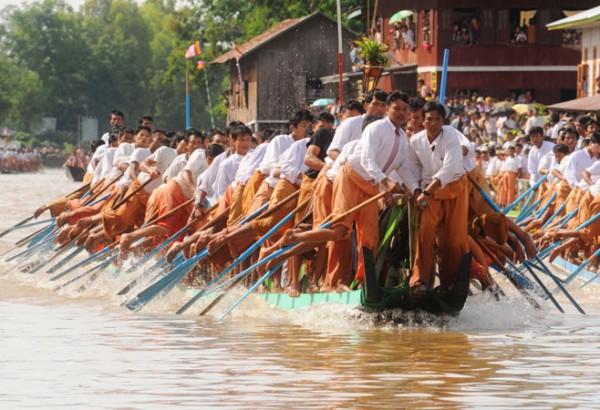 lễ hội Phaung Daw U