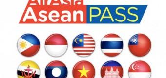 Đổi vé máy bay với thẻ AirAsia Asean PASS