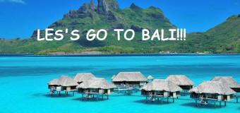 Có nên du lịch bụi Bali