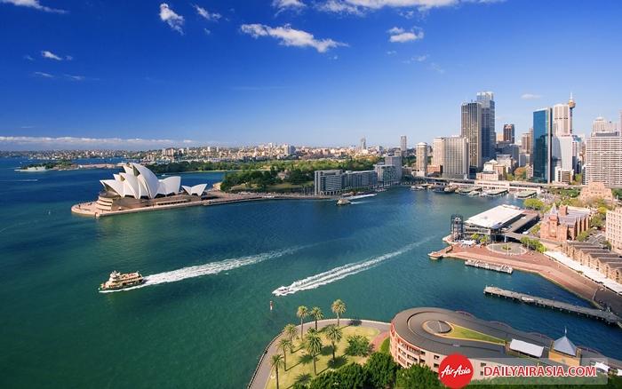 Sydney - Úc