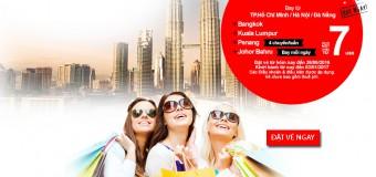 Du lịch mua sắm bất tận hè 2016 với vé chỉ từ 7 USD