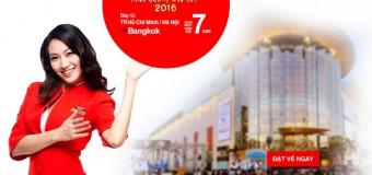 Sôi động mùa sale Thái Lan 2016 với vé rẻ chỉ từ 7 USD