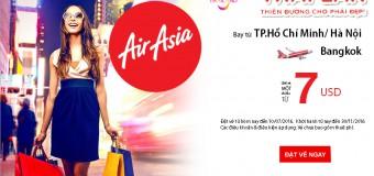 Sôi động mùa mua sắm giá rẻ với vé đi Thái Lan chỉ từ 7 USD