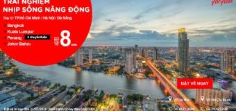Trải nghiệm cuộc sống về đêm thú vị chỉ từ 8 USD đến Đông Nam Á