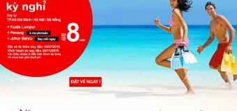 Chỉ từ 8 USD siêu tiết kiệm du hí hè Malaysia