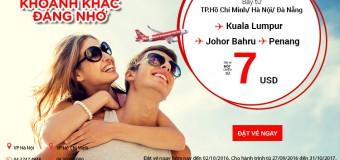Hành trình khám phá Malaysia với vé Air Asia chỉ từ 7 USD