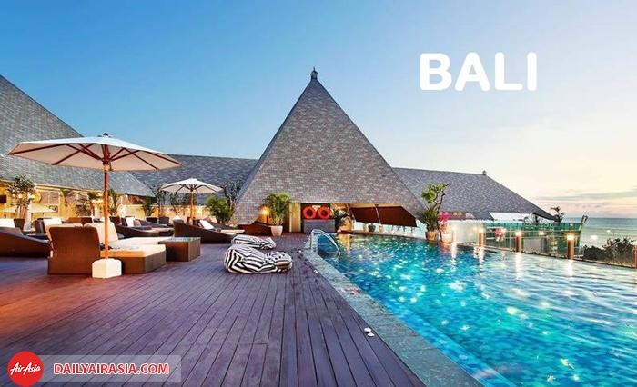Trải nghiệm 5 khách sạn tuyệt vời dưới 100 USD ở Bali