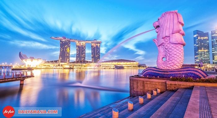 Những điểm tham quan cho người lần đầu đến Singapore