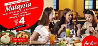 Chỉ từ 4 USD dễ dàng khám phá hương vị ẩm thực Malaysia