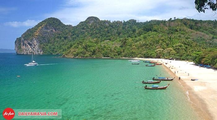 Những hòn đảo đẹp mới nổi cho chuyến du lịch hè Thái Lan