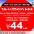Mở bán hàng loạt vé Air Asia cực rẻ chỉ từ 44 USD ưu đãi tuần mới