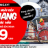 Dễ dàng du lịch Penang với vé rẻ chỉ từ 19 USD
