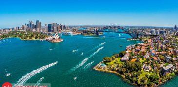 Khám phá 8 điểm đến tốt nhất du lịch Úc năm 2017